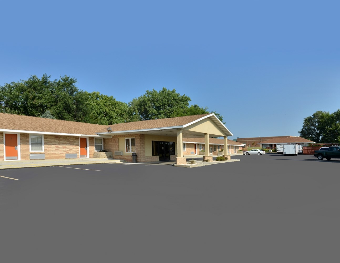 Mitchell South Dakota Hotels Motels