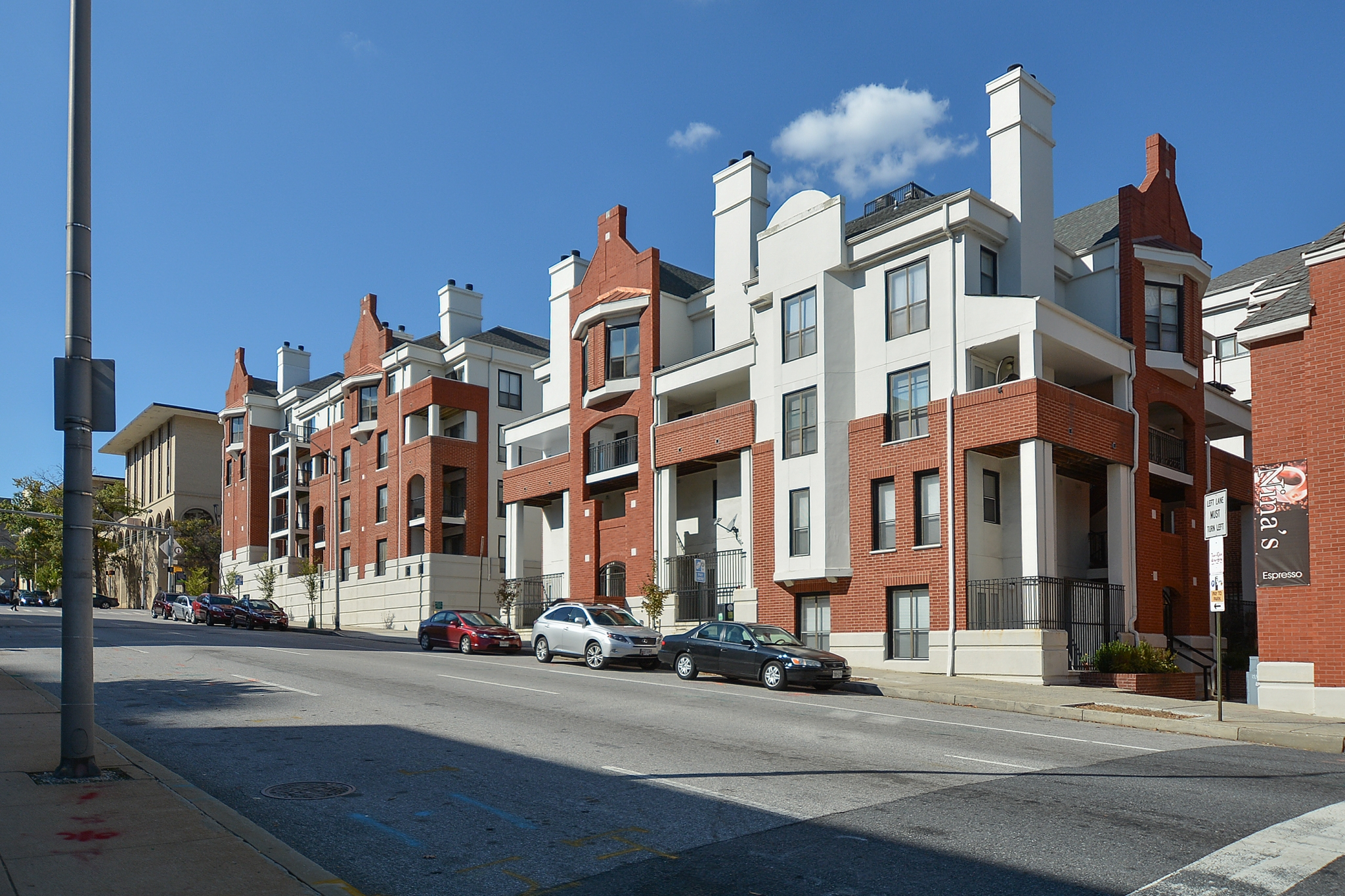 Waterloo Place Apartments, Baltimore Maryland (MD ...
