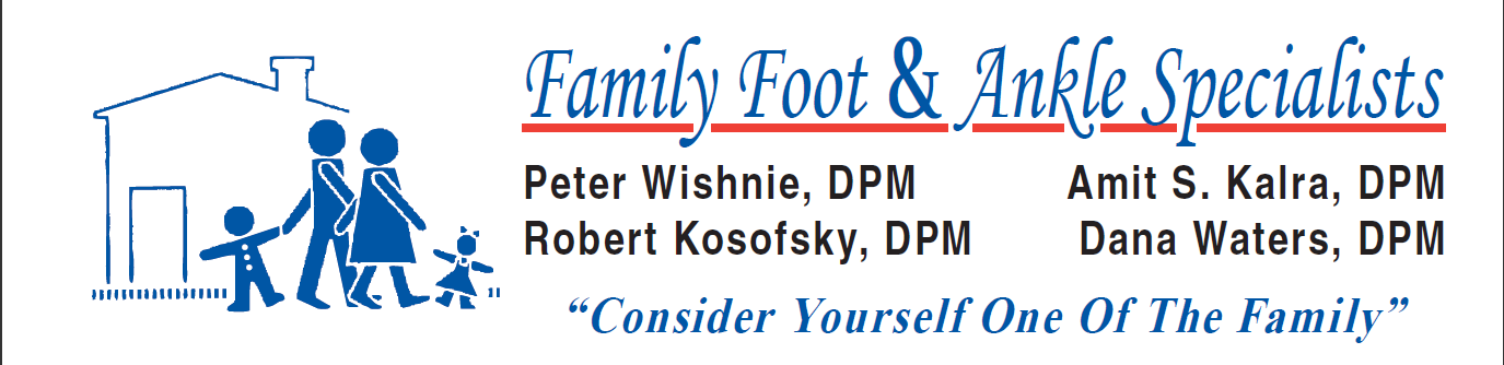 Family Foot & Ankle Specialists - ad image
