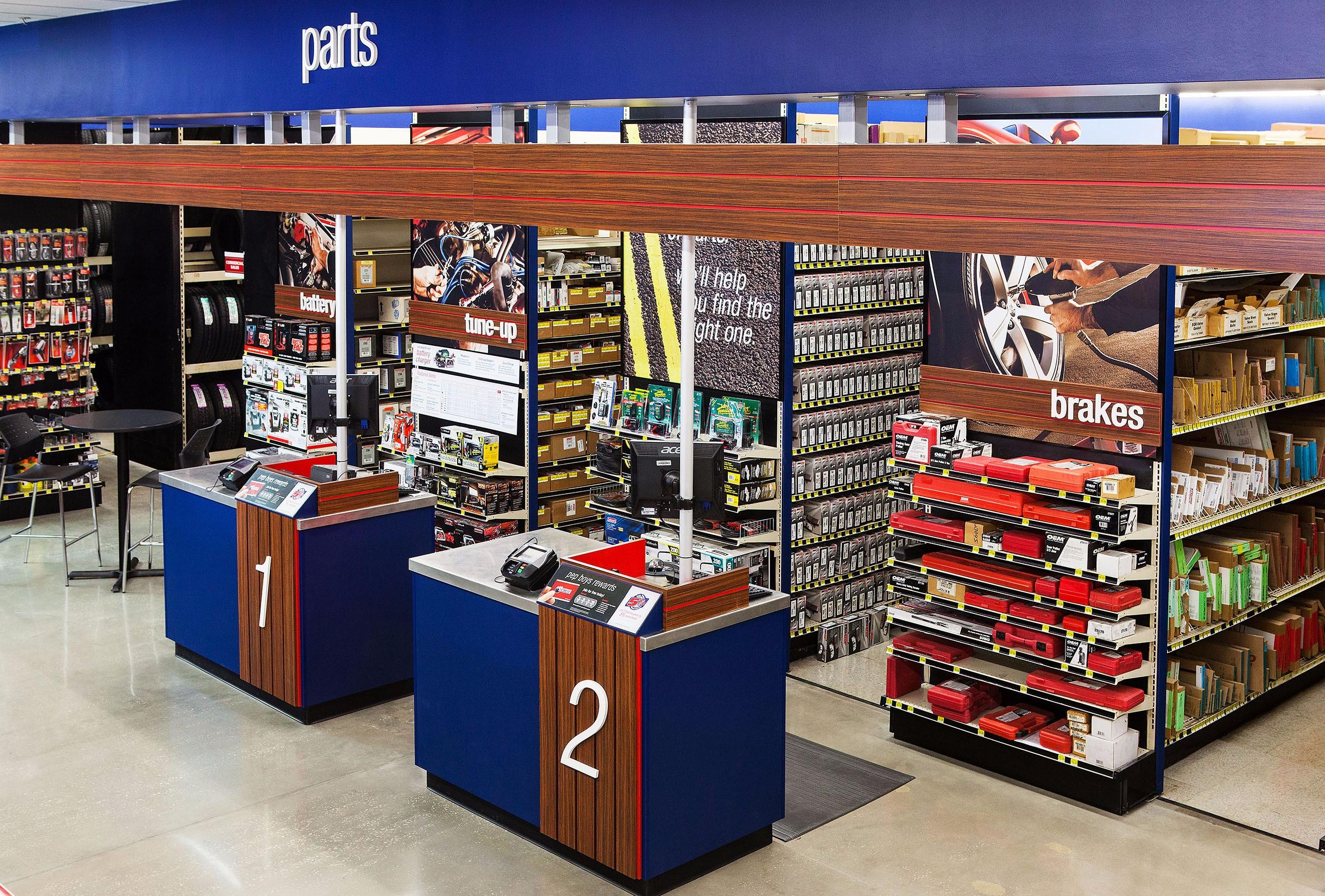 Pep Boys Auto Parts & Service, Parsippany. 48 likes · were here. Pep Boys retail and service location stocking over 15, more parts and tires at /5(27).