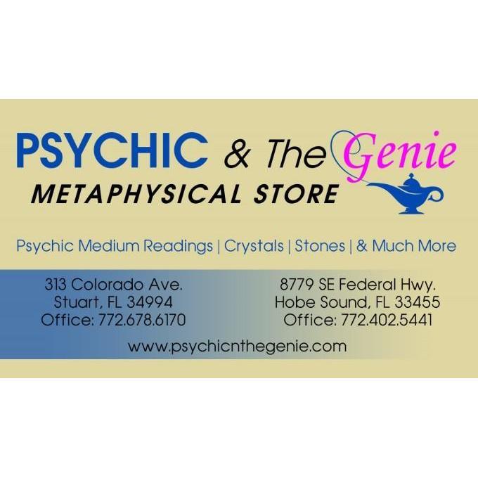 Psychic & The Genie 2 - Stuart, FL - Variety Stores