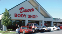 Dave's Body Shop - ad image