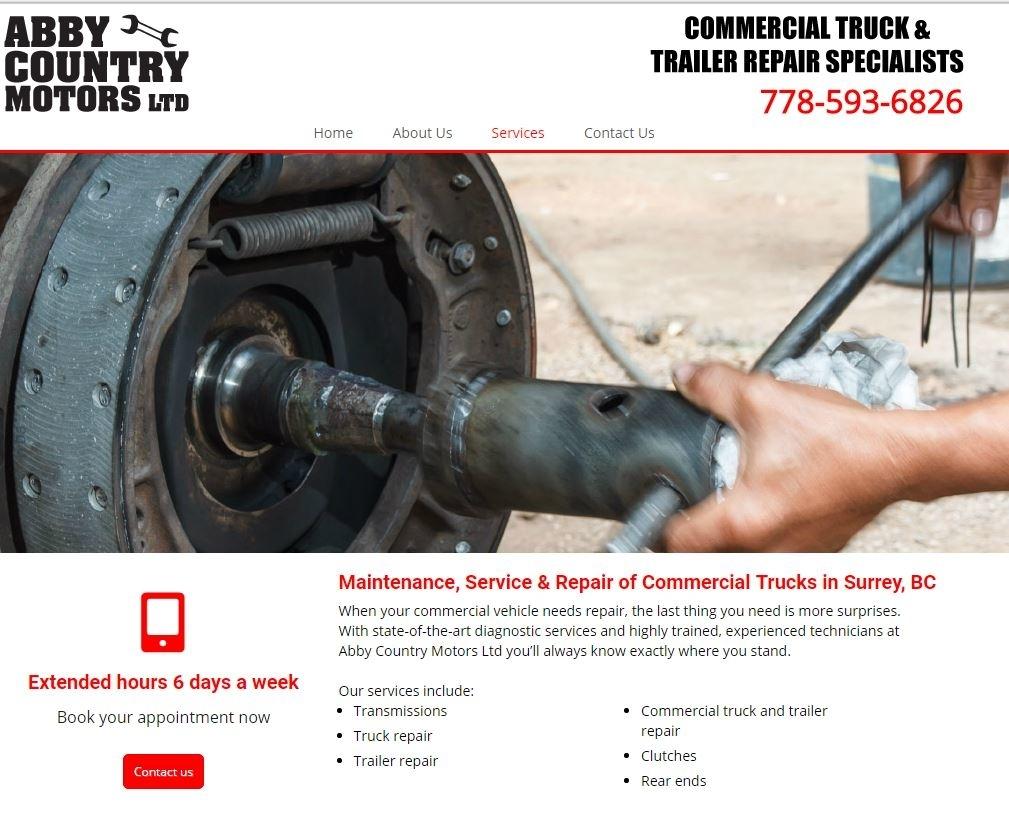 Abby Country Motors Ltd Surrey (778)593-6826