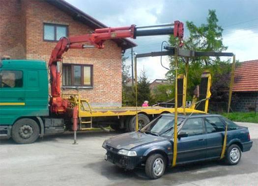 """""""Auto-Hol PEK"""" Pomoc Drogowa"""