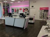 Interior photo of T-Mobile Store at Grand Teton Mall 2, Idaho Falls, ID