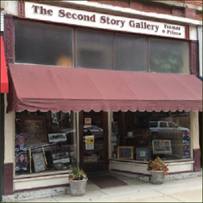 The Second Story Gallery - Piqua, OH - Picture Framers