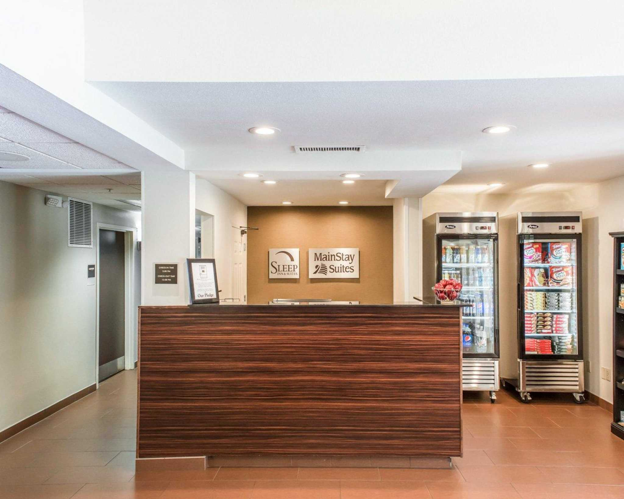 Mainstay Suites Pittsburgh Airport In Pittsburgh Pa 15275
