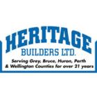 Heritage Builders Ltd