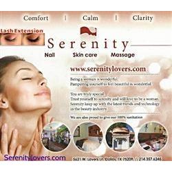 Serenity Nail Spa & Lash