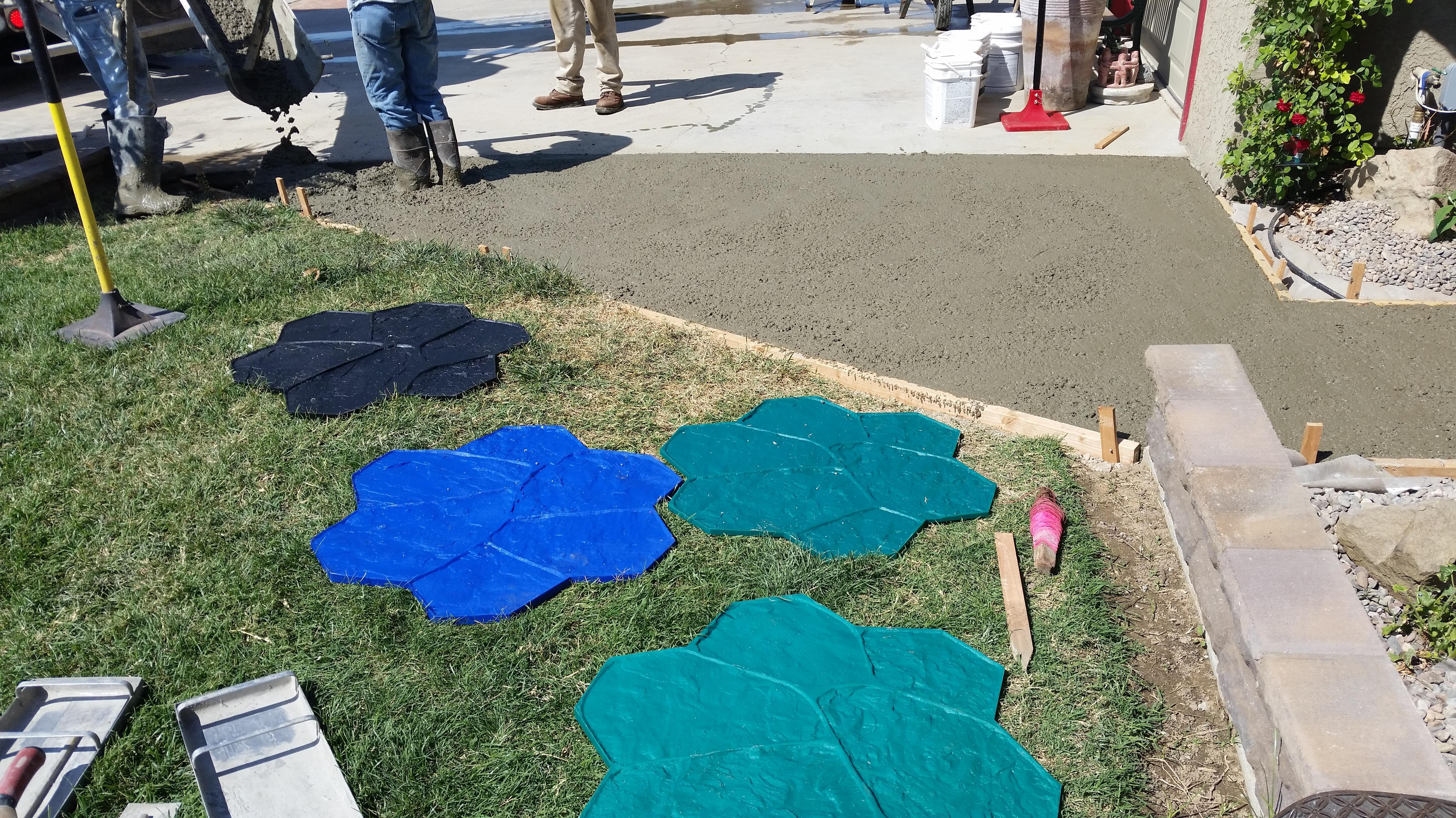Creative visions landscaping inc in merced ca 95340 for Landscaping rocks merced ca