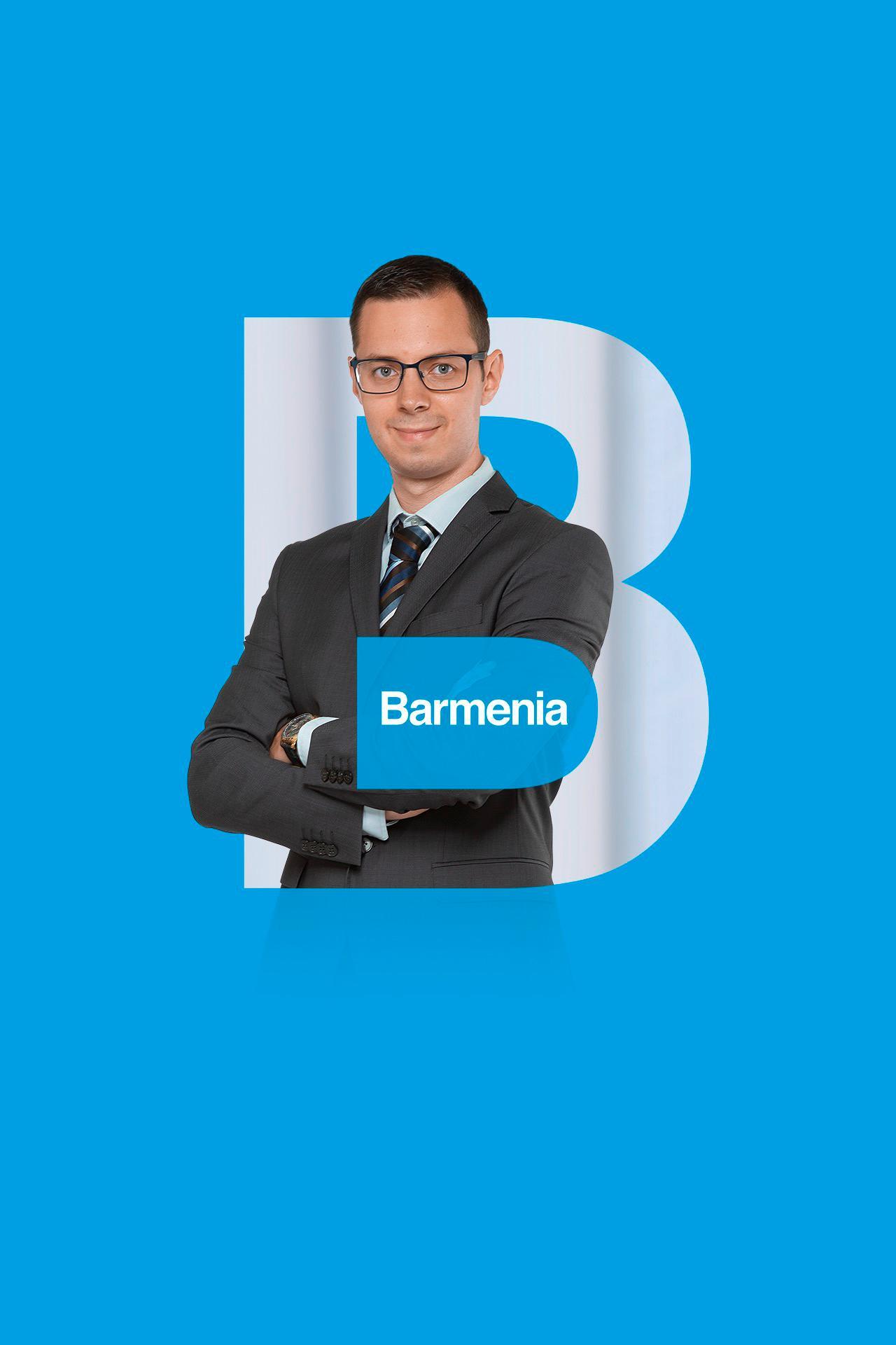 Barmenia Versicherung - Florian Berger