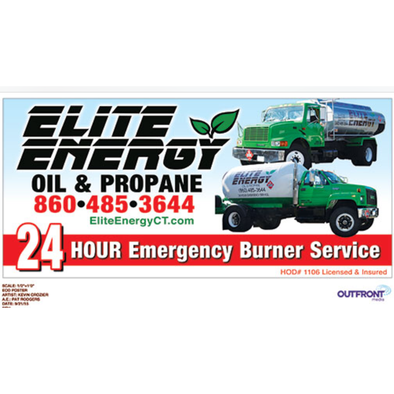 Elite Energy LLC Oil & Propane Delivery
