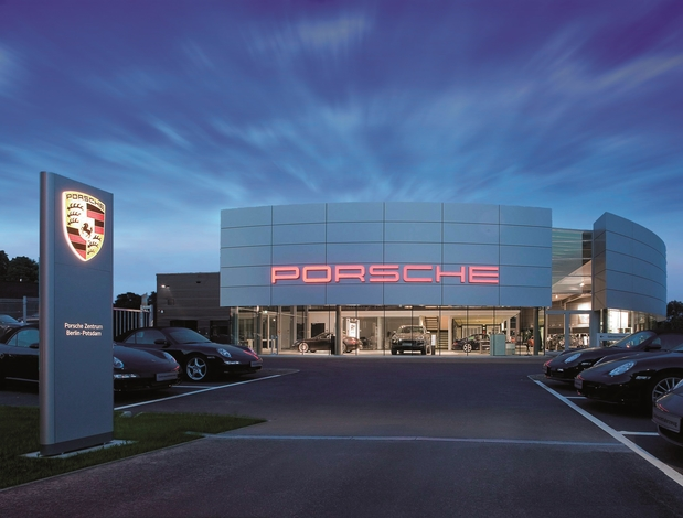 Porsche Zentrum Berlin-Potsdam