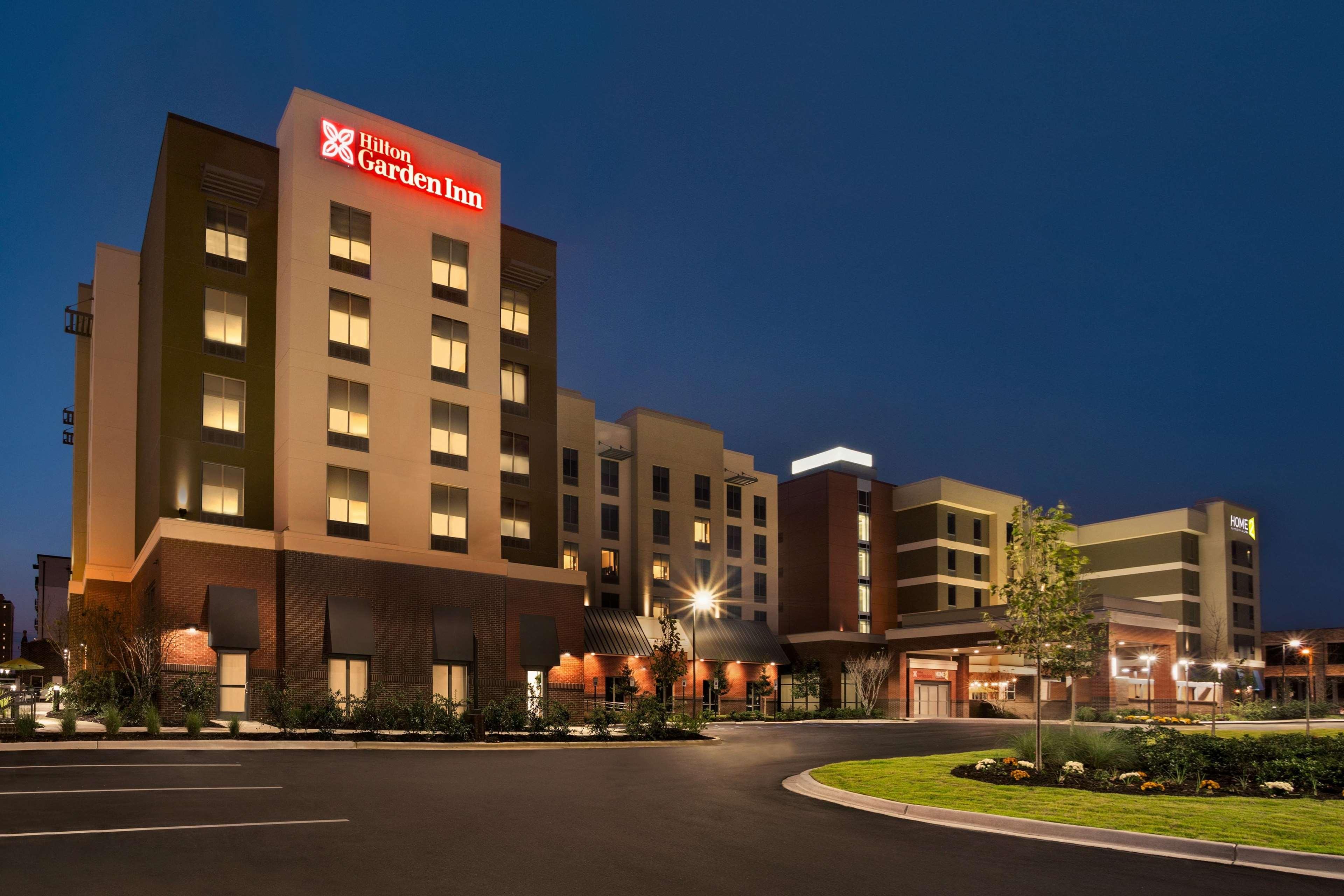 Hilton Garden Inn Downtown Birmingham In Birmingham Al 35233