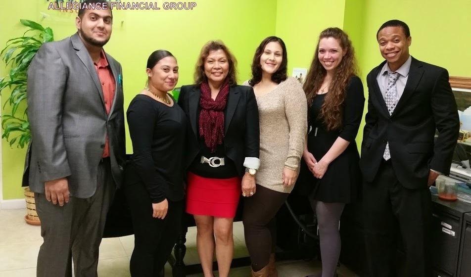 Allegiance Financial Group