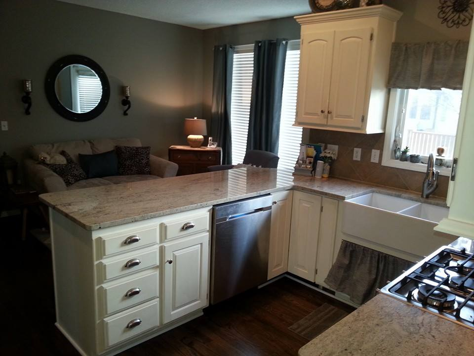 Kitchen Remodelers In Kc