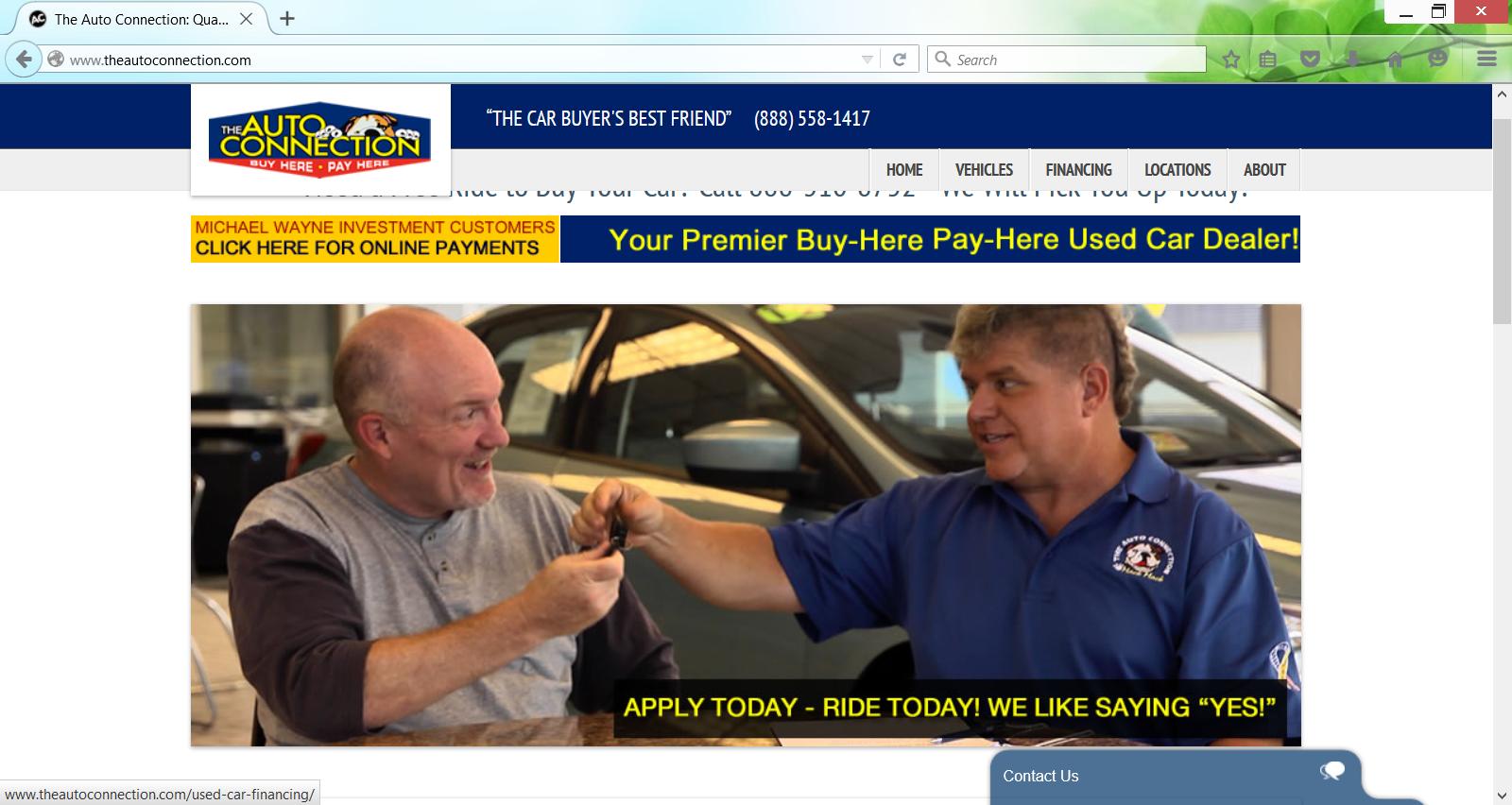 Buy Here Pay Here Car Dealers In Norfolk Va