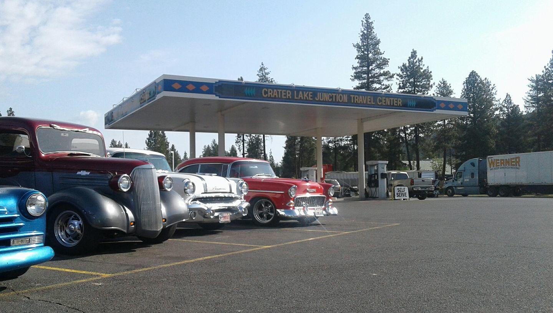Crater Lake Junction Travel Center - Truck Stops & Plazas
