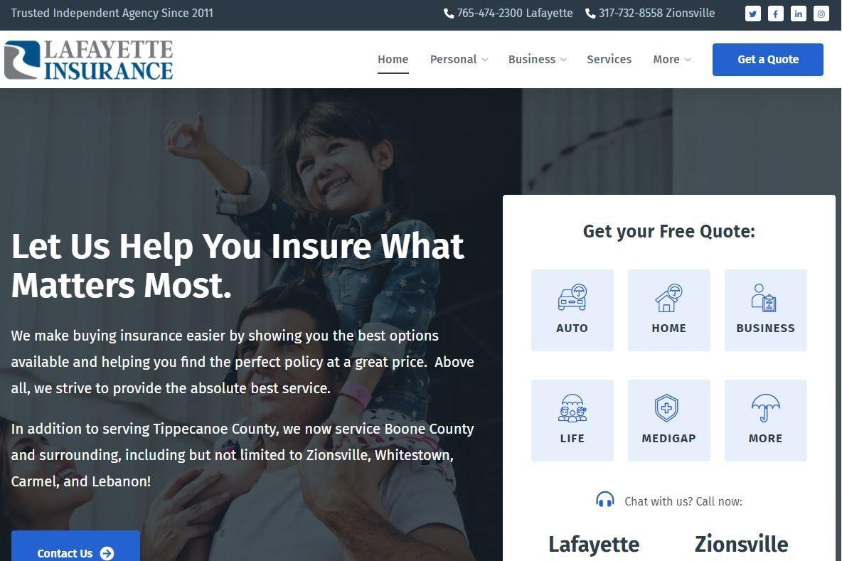 Zionsville Insurance - Lafayette Insurance