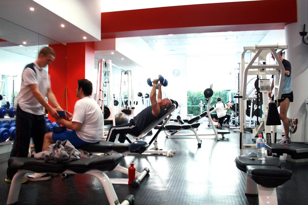 Sunset Park Fitness Košice