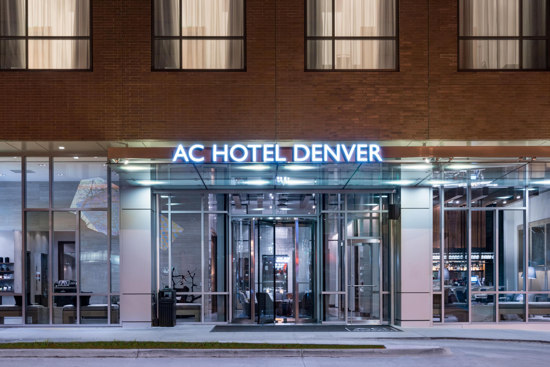 ac hotel by marriott denver downtown denver colorado co. Black Bedroom Furniture Sets. Home Design Ideas