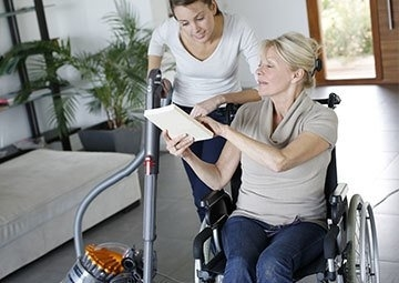 Unique Live-In Home Care in Duncan