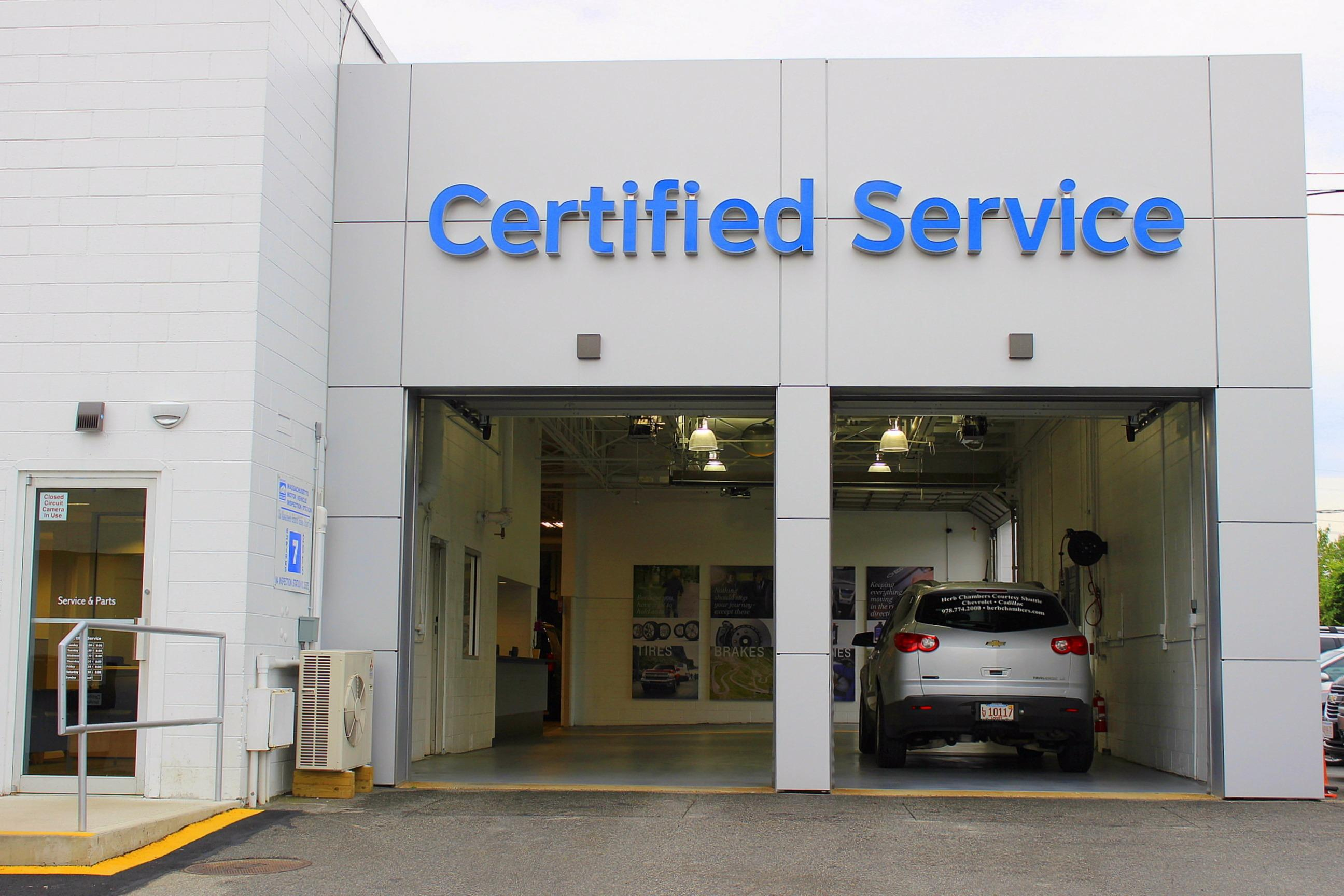Herb Chambers Chevrolet of Danvers Coupons near me in ...