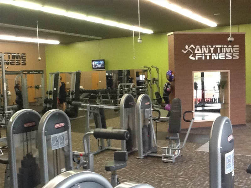 Anytime Fitness Exercise & Physical Fitness Programs