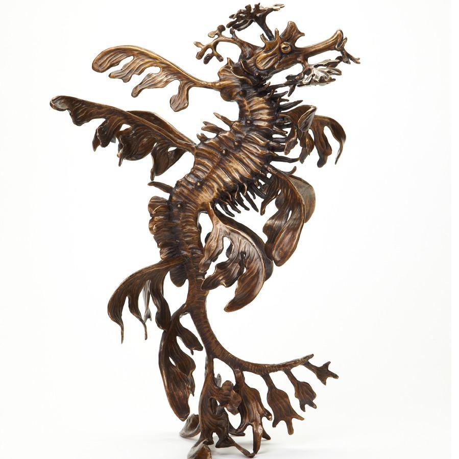 Kirk McGuire Bronze Sculpture - San Francisco, CA - Commercial Artists