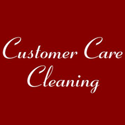 Customer Care Cleaning
