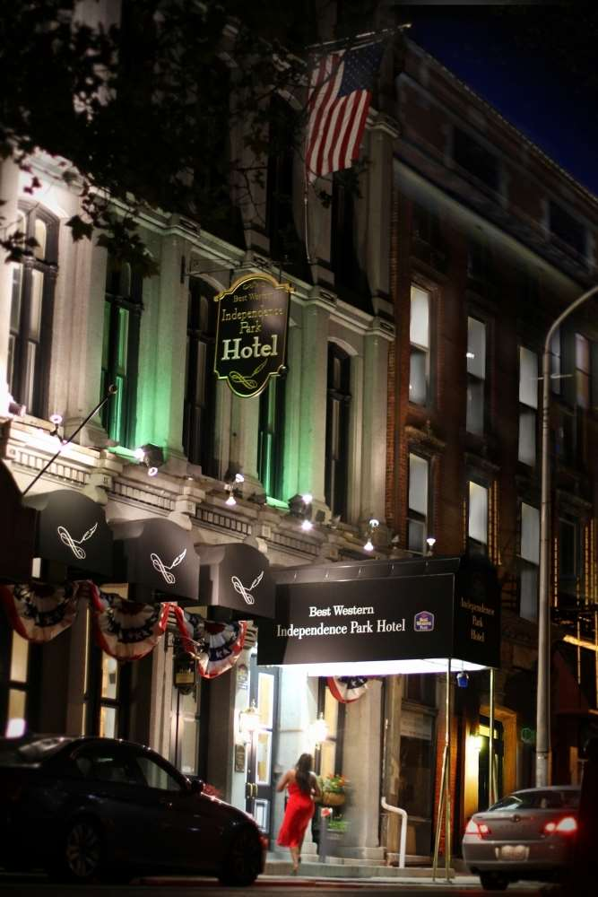 Best Western Independence Park Hotel Philadelphia