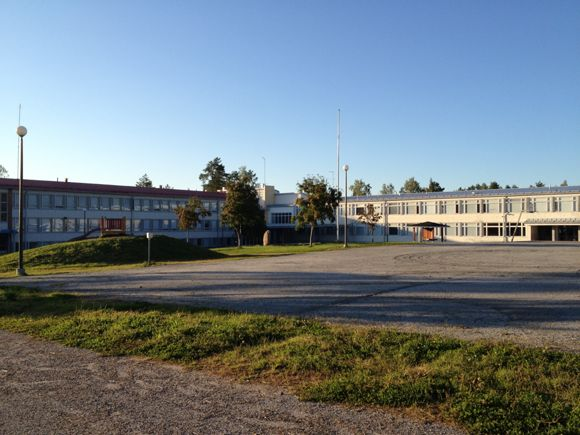 Hankasalmen kunta Kuuhankaveden koulu