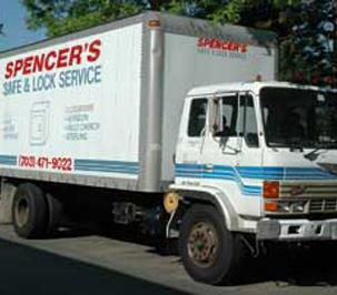 Spencer's Safe & Lock Service INC image 3