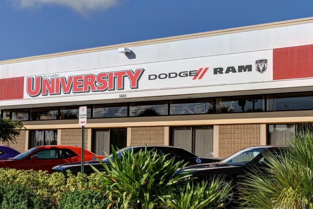 University Dodge Ram