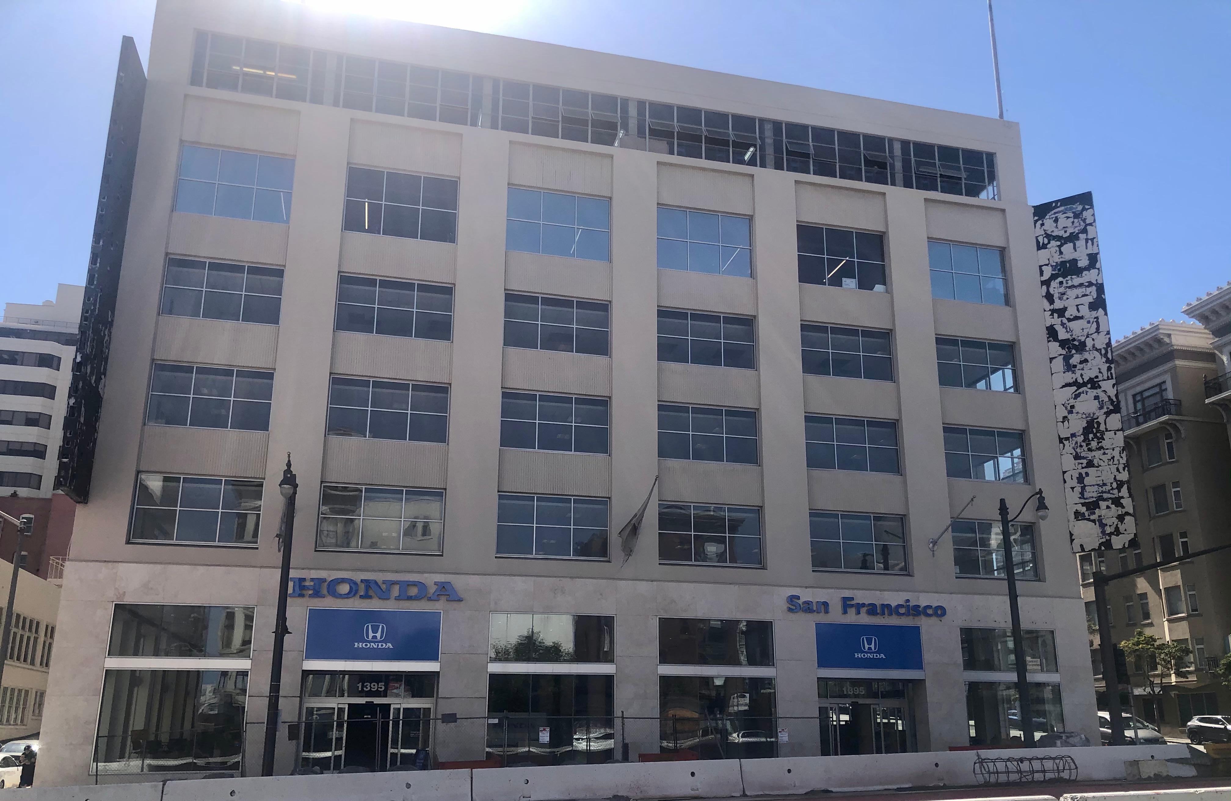 San Francisco Honda Service Center
