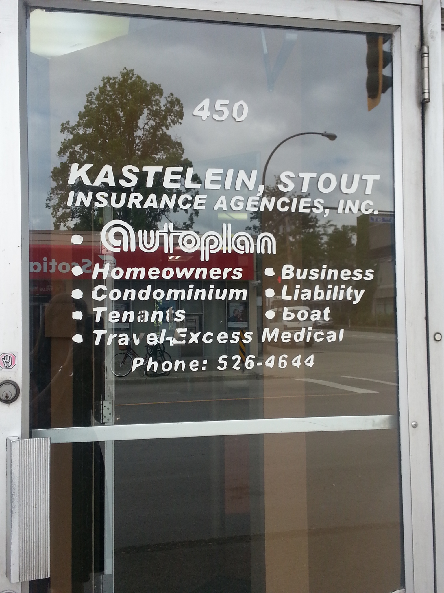 Kastelein Stout Insurance Agencies in New Westminster