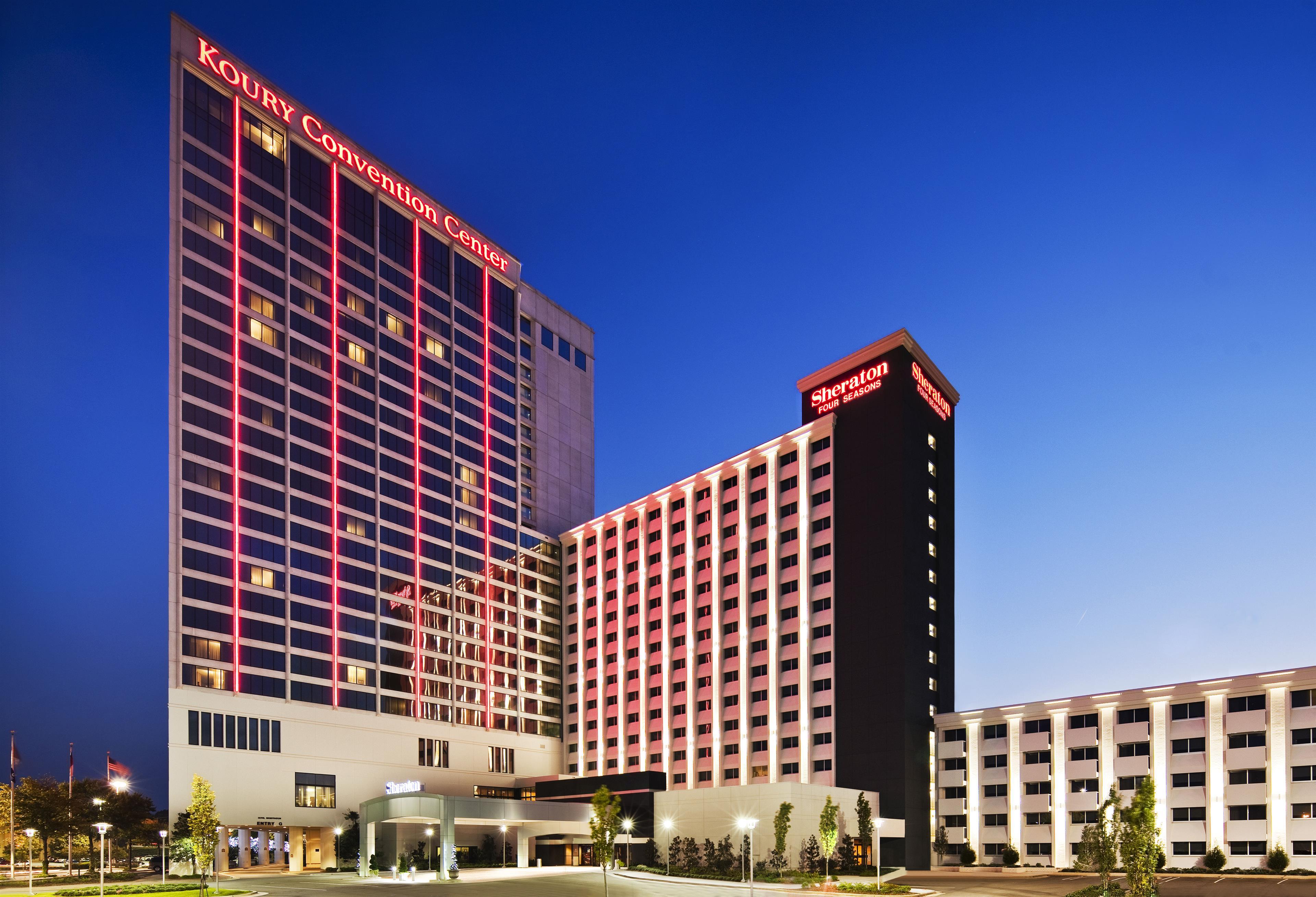 Hotels Near Friendly Center Greensboro