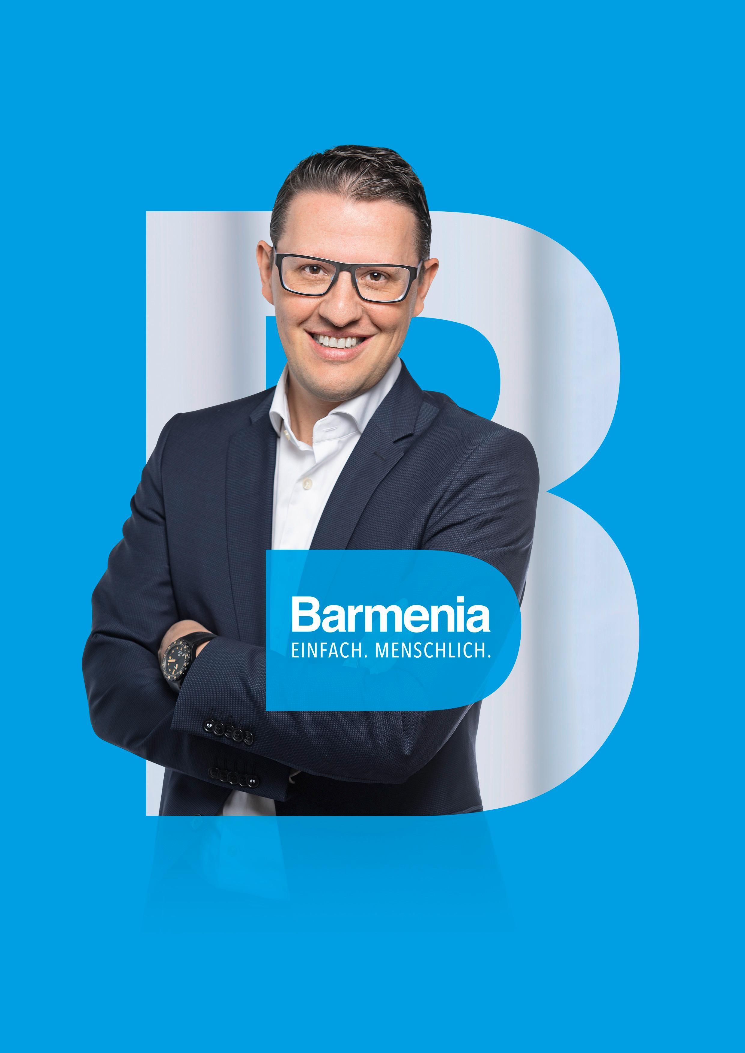 Barmenia Versicherung - Andreas Jung
