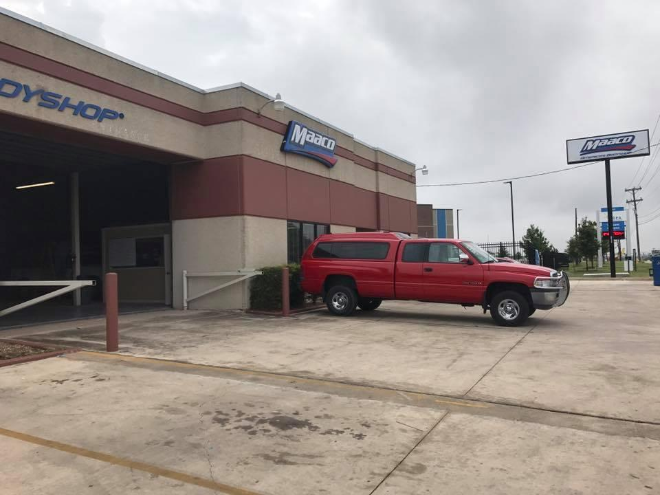 Maaco Collision Repair & Auto Painting of San Antonio (#12733)