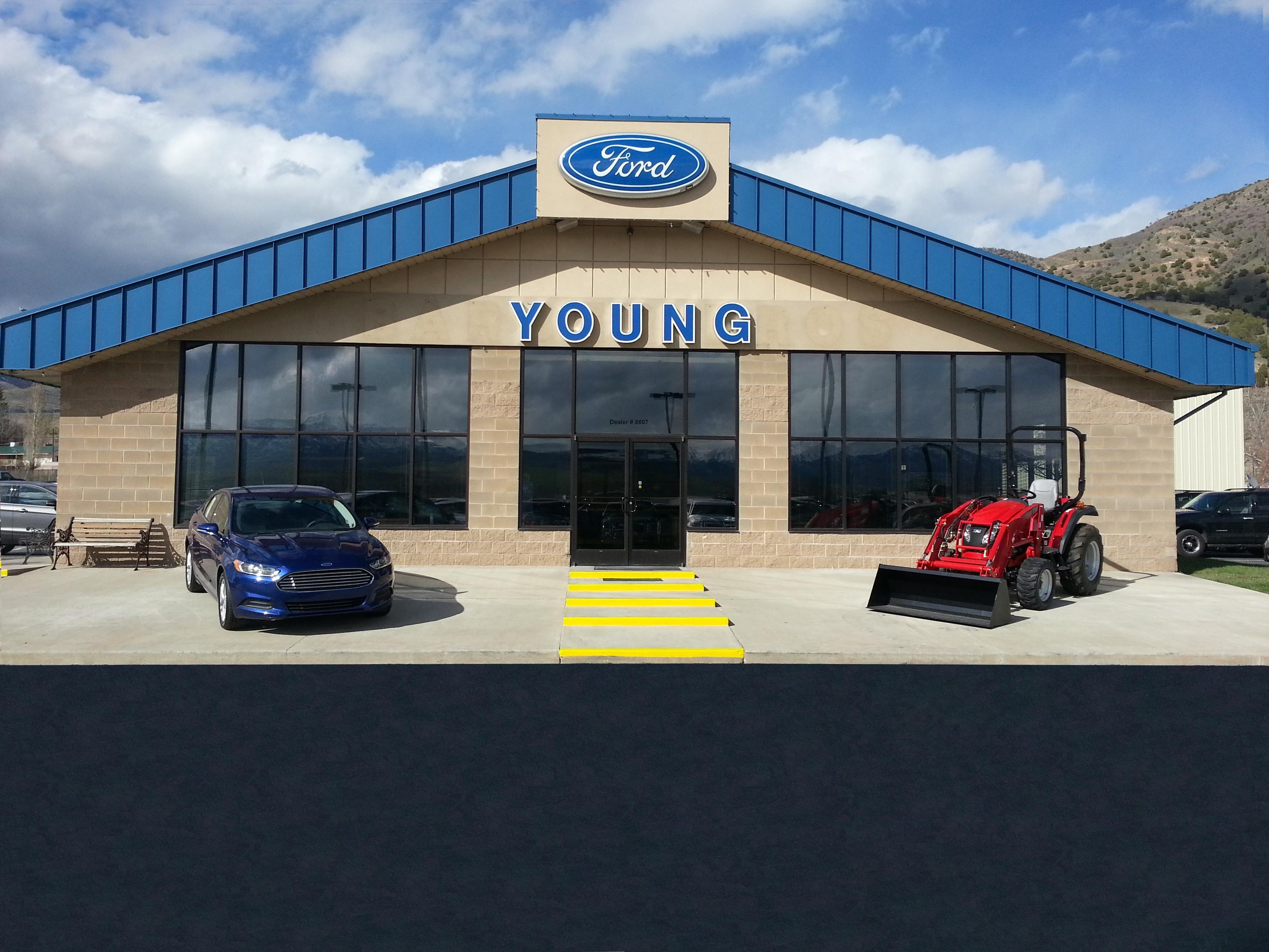 Young Ford Morgan image 0