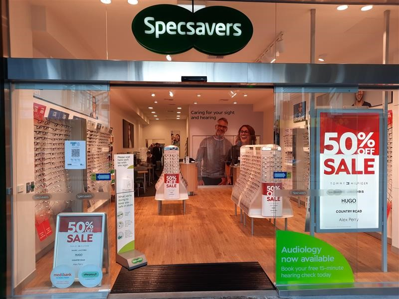 Specsavers Optometrists & Audiology - Elsternwick