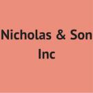 Nicholas & Son Inc