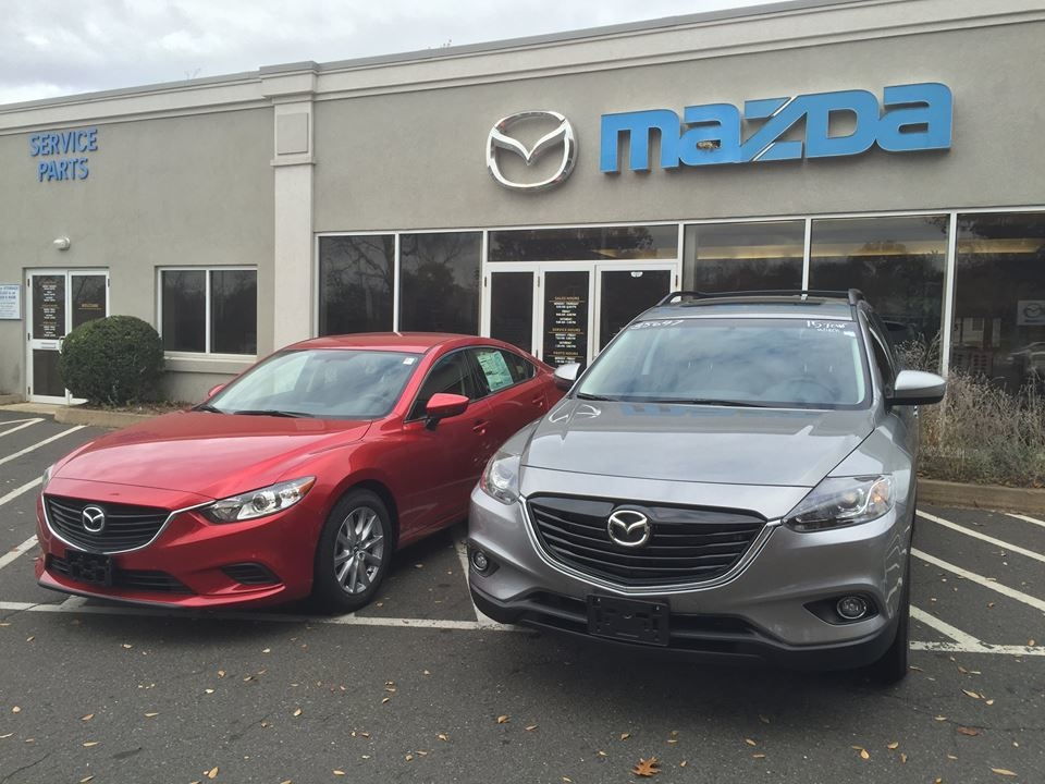 Mazda Of Manchester In Manchester Ct 06042