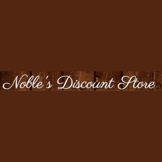 Noble's Discount Store and Pawn