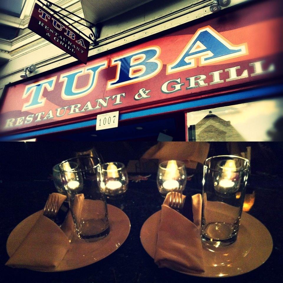Tuba Restaurant San Francisco Ca