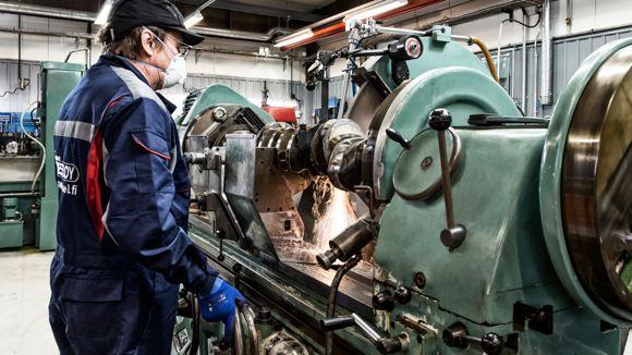 Tammer Diesel Joensuun Moottorikoneistamo
