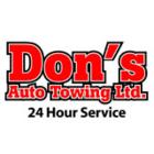 Don's Auto Towing Ltd