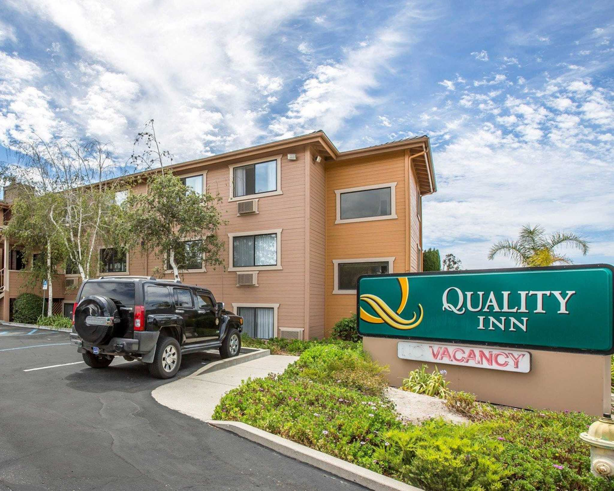 Quality inn santa ynez valley buellton california for Quality hotel