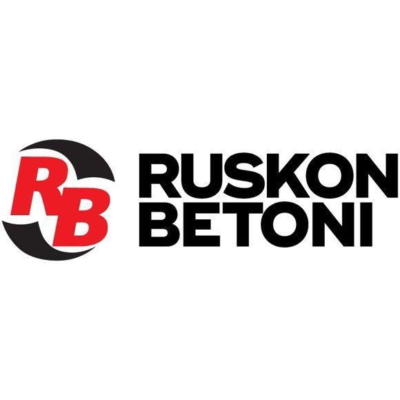 Ruskon Betoni Oy Kivenlahden betoniasema Logo