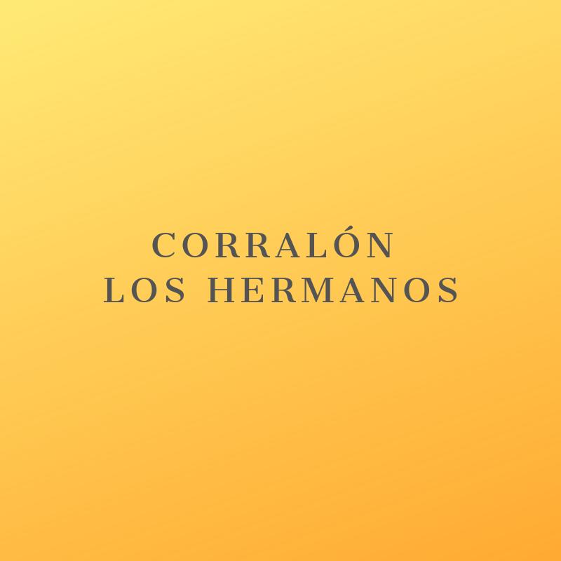 CORRALON LOS HERMANOS Logo